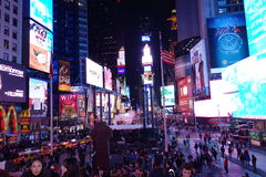 Duffy Square  Images stock