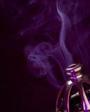 Duft, der 04 brennt Stockfotos