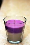 Duftende Kerze Stockbild