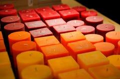 Duftende Kerzen Lizenzfreie Stockfotografie