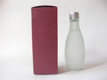 Duftstoff-Flasche Stockbilder