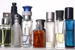 Duftstoff-und Duft-Flaschen Stockbilder