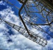 Duga radar Obrazy Stock