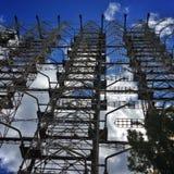 Duga radar Royalty Free Stock Photo