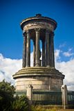 Dugald Stewart Monument Royalty Free Stock Images