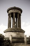 Dugald Stewart Monument Royalty Free Stock Photos