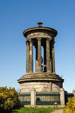 Dugald Stewart Monument, Edinburgh, Scotland Royalty Free Stock Image
