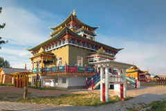 Dugan in Ivolginsk datsan Stock Image