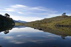 dughaill λίμνη Σκωτία στοκ εικόνες