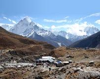 Dughla, Népal Images libres de droits