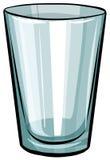 Duidelijk glas Royalty-vrije Stock Afbeelding