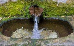 Duidelijk water Royalty-vrije Stock Fotografie