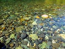 Duidelijk water Stock Afbeeldingen