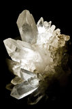 Duidelijke cristal Royalty-vrije Stock Afbeelding