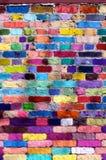 Duidelijke kleuren Royalty-vrije Stock Afbeeldingen