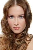 Duidelijke make-up Royalty-vrije Stock Foto's