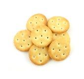 Duidelijke snackcrackers Royalty-vrije Stock Foto's