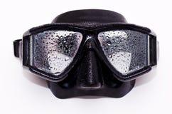Duik masker Royalty-vrije Stock Afbeeldingen