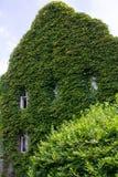 duilding水塔在城市Rauschen 免版税库存照片