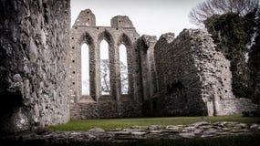 Duimabdij, Downpatrick, Noord-Ierland royalty-vrije stock fotografie