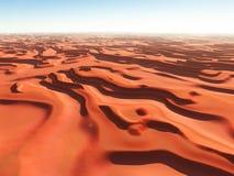 Duin van zand Stock Foto's