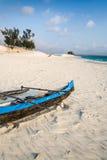Duinen en wild strand Royalty-vrije Stock Foto