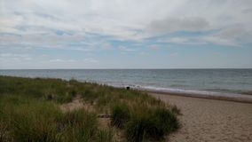 Duinen nationale lakeshore 2 stock fotografie