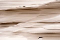 Duinen op Amrum Stock Afbeelding
