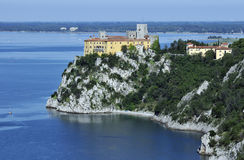 Duino Castle Royalty Free Stock Photos