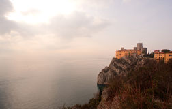 Duino Castle Stock Photo