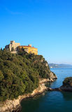 Duino castle Stock Image