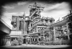 Old Economy, Duisburg, Germany Stock Photography