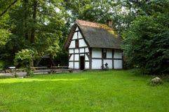Duits Huis Stock Afbeelding