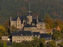 Duits kasteel stock fotografie