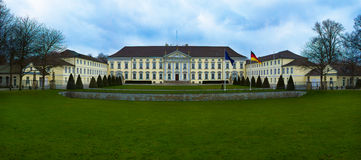 Duits Presidentieel Paleis, Berlijn Royalty-vrije Stock Fotografie