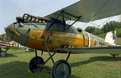 Duitse Albatros van WWI Stock Fotografie