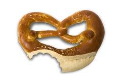 Duitse Beierse pretzel Oktoberfest royalty-vrije stock foto