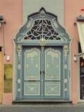 Duitse deur Royalty-vrije Stock Foto's