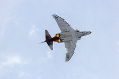 Duitse F-4 Spookvechtersstraal Stock Foto