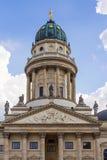 Duitse Kerk in Gendarmenmarkt Royalty-vrije Stock Afbeelding