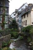 Duitse landschappen en gebouwen Royalty-vrije Stock Foto