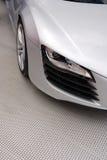 Duitse luxeauto royalty-vrije stock fotografie