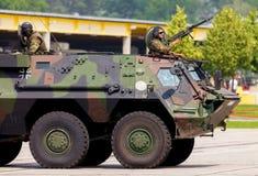 Duitse militaire gepantserde personeelsdrager, Fuchs Royalty-vrije Stock Afbeeldingen