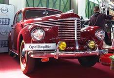 Duitse oude auto Stock Fotografie