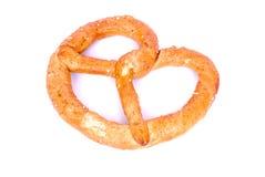 Duitse pretzel royalty-vrije stock foto's