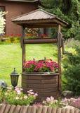 Duitse Tuin Stock Afbeelding