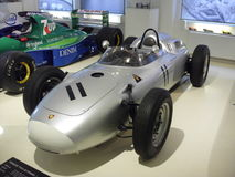 Duitse uitstekende F1 het rennen sportwagen Royalty-vrije Stock Foto