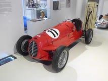 Duitse uitstekende F1 raceauto Royalty-vrije Stock Afbeelding