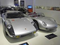 Duitse uitstekende sportwagens Stock Afbeeldingen