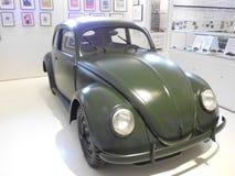 Duitse uitstekende VW-Kever Stock Afbeelding